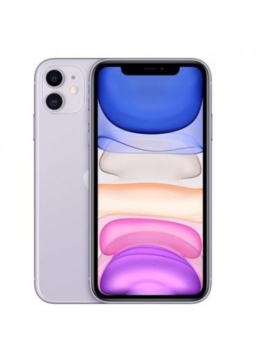 Apple iPhone 11 Purple 128GB-TUR MWM52TU/A Renkli